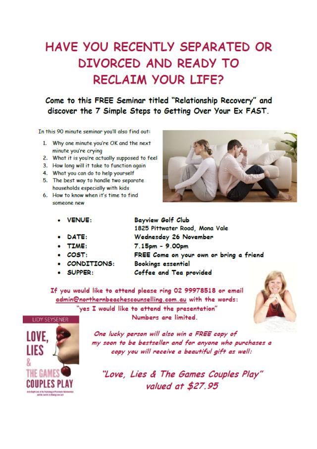 Seminar November 2014