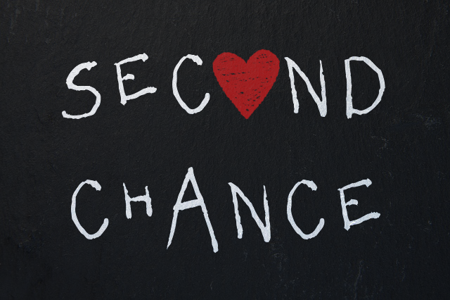 Image result for give a second chance